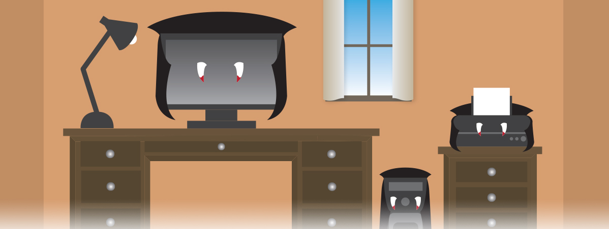 Energy Vampires in the Home