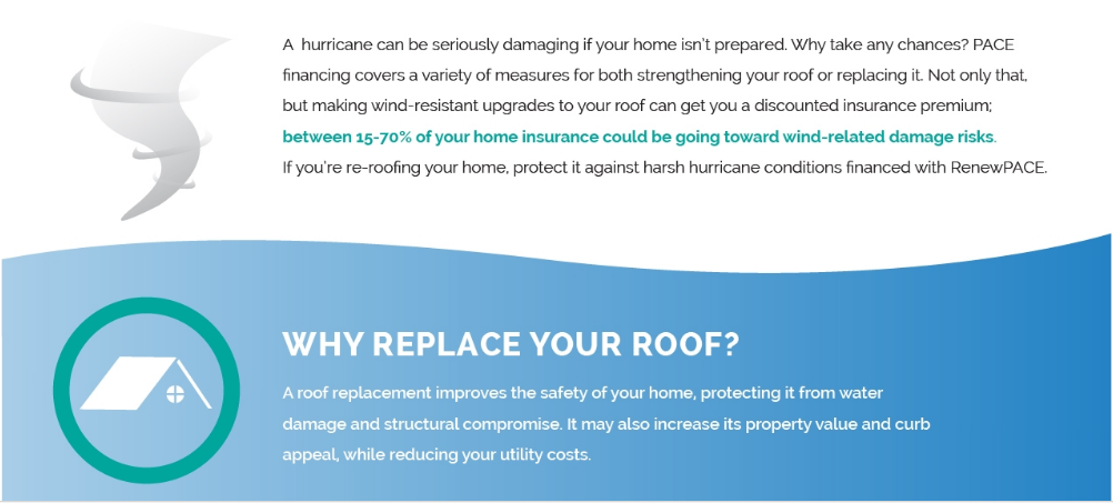 Hurricane Resistant Infographic Preview, Renew Financial