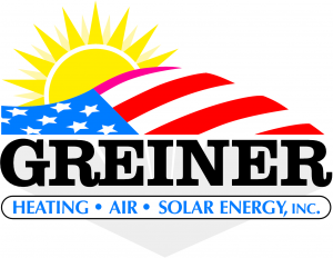 greiner solar heating cooling services california logo